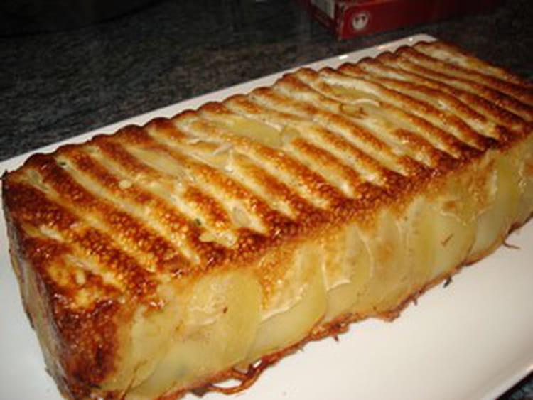 recette de gâteau de pommes de terre : la recette facile