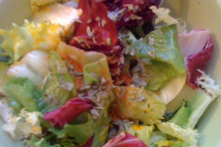 Surprises en salade