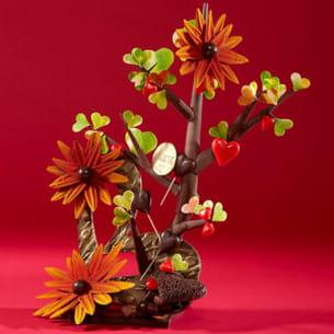 bouquet chocolat de carette