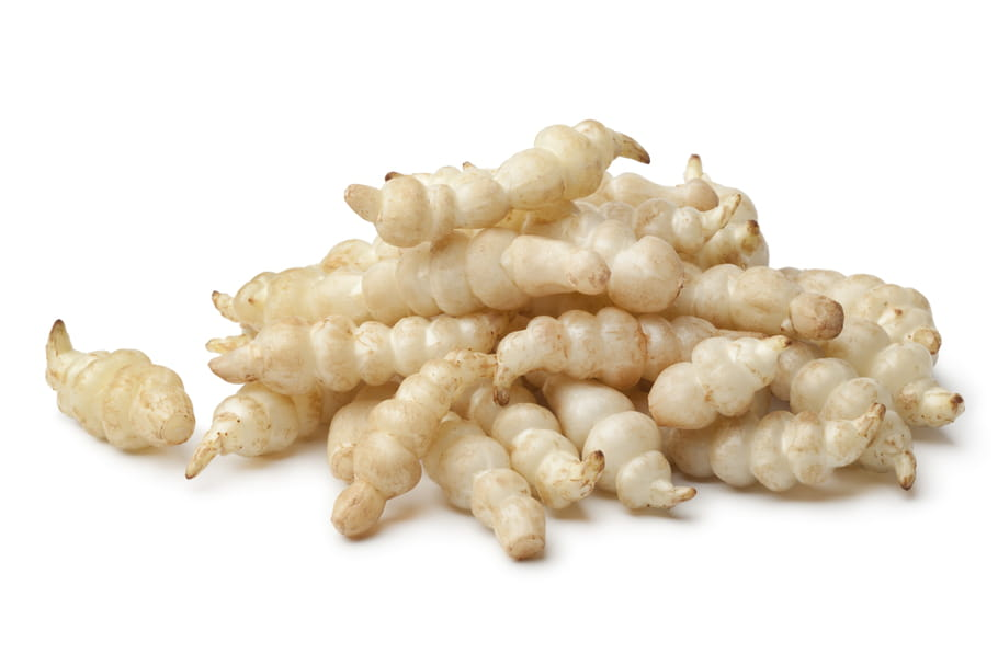 Comment éplucher facilement les crosnes ?
