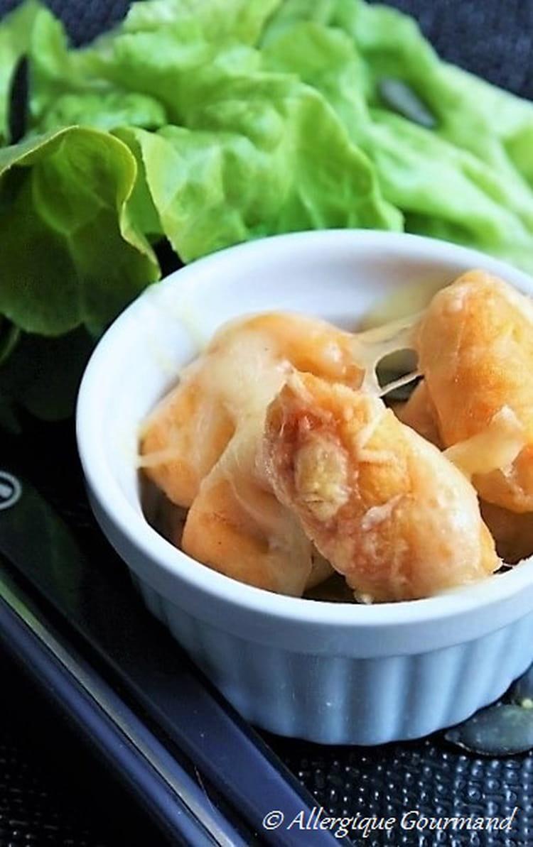 Gnocchis aux carottes bio sans gluten sans lait sans oeufs - Cuisinez gourmand sans gluten sans lait sans oeufs ...