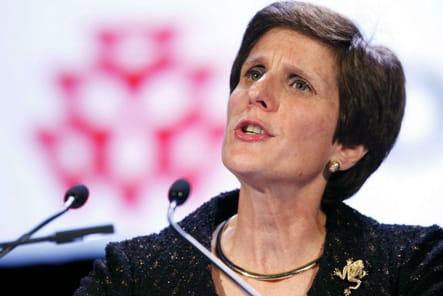 Irene Rosenfeld, industrie-elle