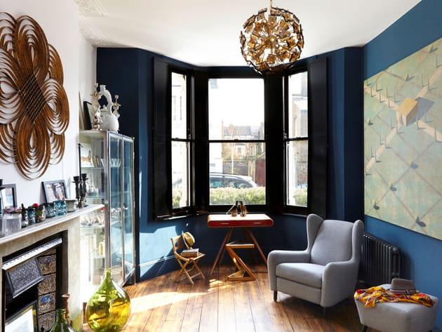 Bow-window au petit salon