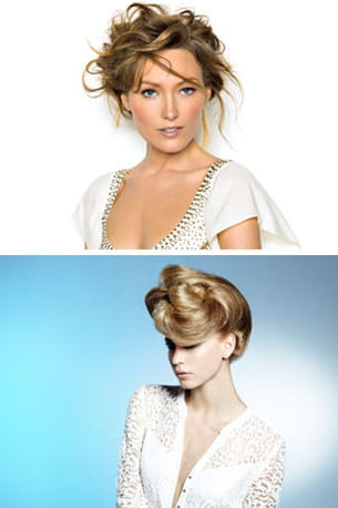 de belles coiffures de mariage pour 2013.
