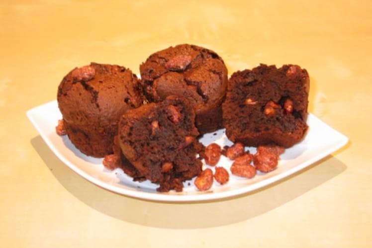 Muffins choco-chichis
