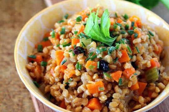 35recettes aux graines et céréales