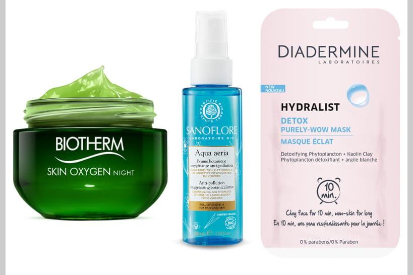 Les meilleurs soins anti-pollution pour une peau protégée