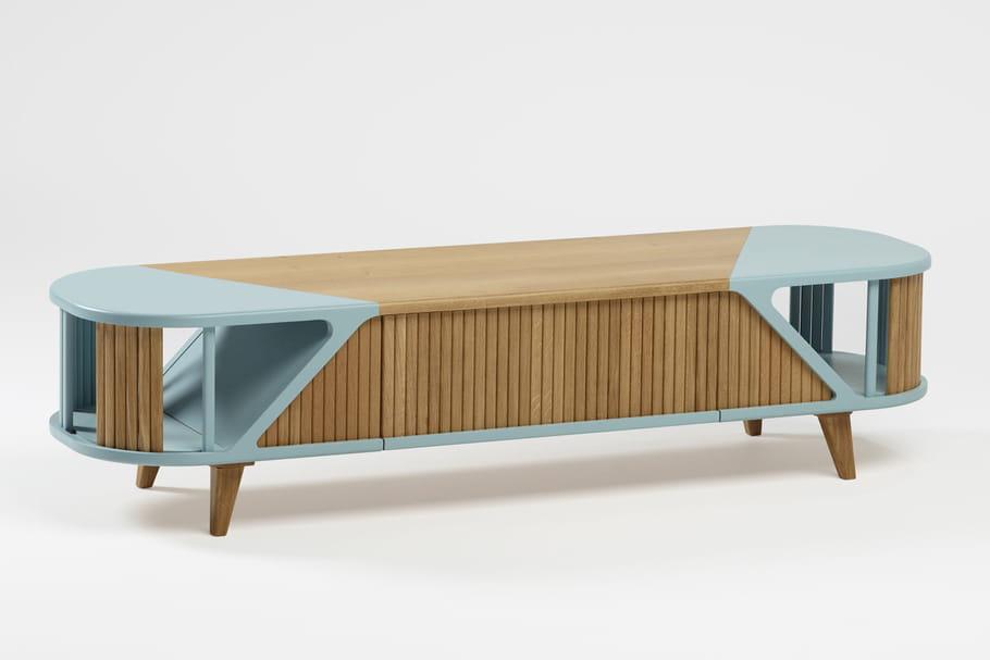 L'objet du désir : le meuble télé 450 Latitude by Julie Gaillard