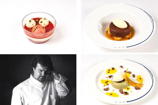 ANA, des desserts signés Pierre Hermé