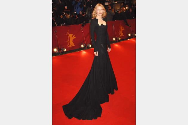 Cate Blanchett le 9février 2007