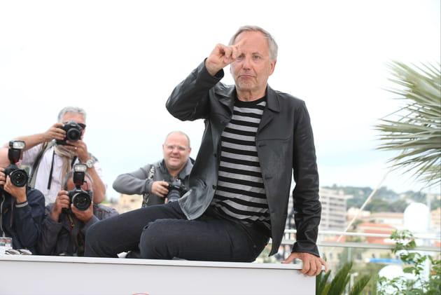 Fabrice Luchini, posey