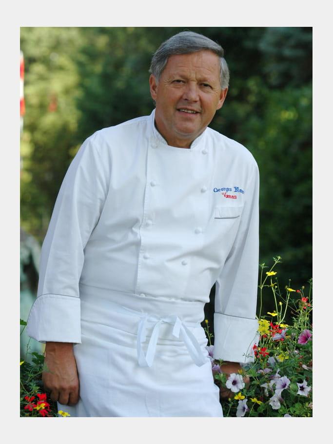 Georges Blanc, chef de la Maison Blanc