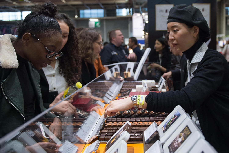 Salon du Chocolat: l'édition 2021revient du 28octobre au 1er novembre