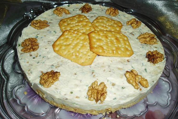 Tarte fromagère façon cheesecake