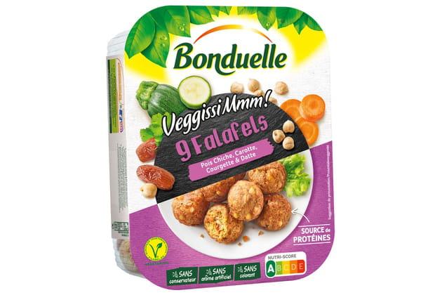 Les falafels Veggissi Mmm! de Bonduelle