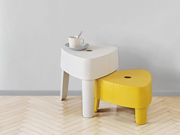 Table Plektra par Ineke Hans pour Iittala