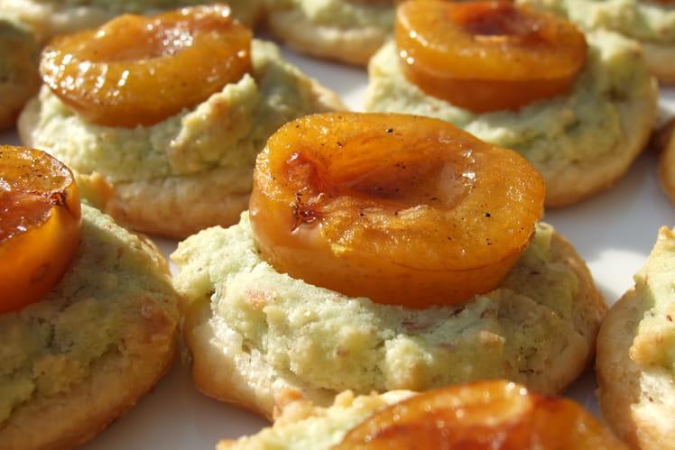 Tartelettes à la mirabelle