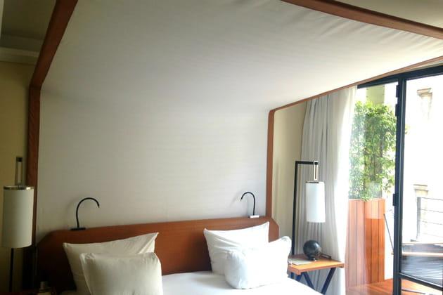 Les lits baldaquins, une invitation à l'excursion