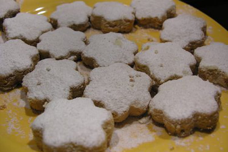 Mantecados (biscuits sablés)