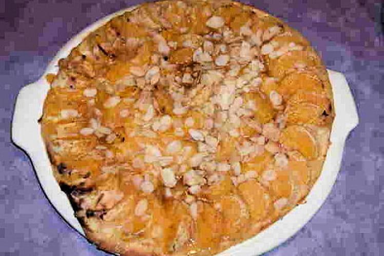 Pizza aux mandarines