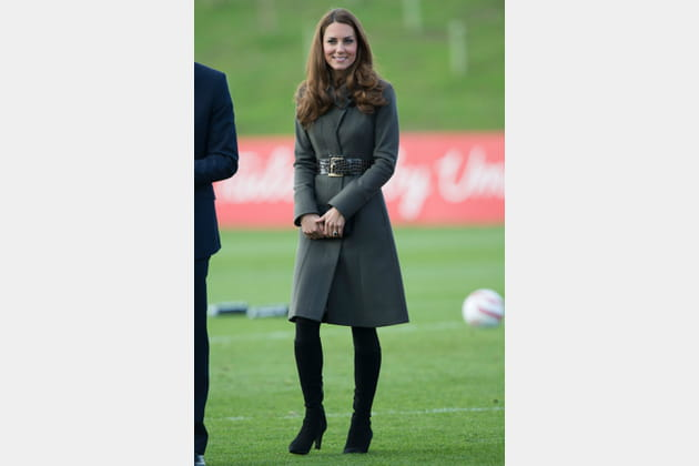 Kate Middleton le 9octobre 2012