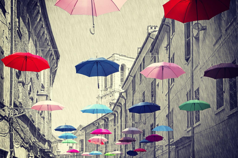 Meilleur parapluie: notre sélection de modèles stylés