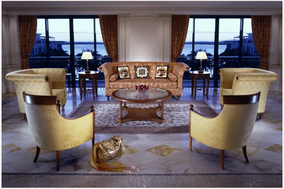 Hôtel Palazzo Versace à Gold Coast (Australie) signé de la maison Versace