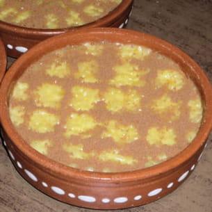 arroz doce (riz au lait)