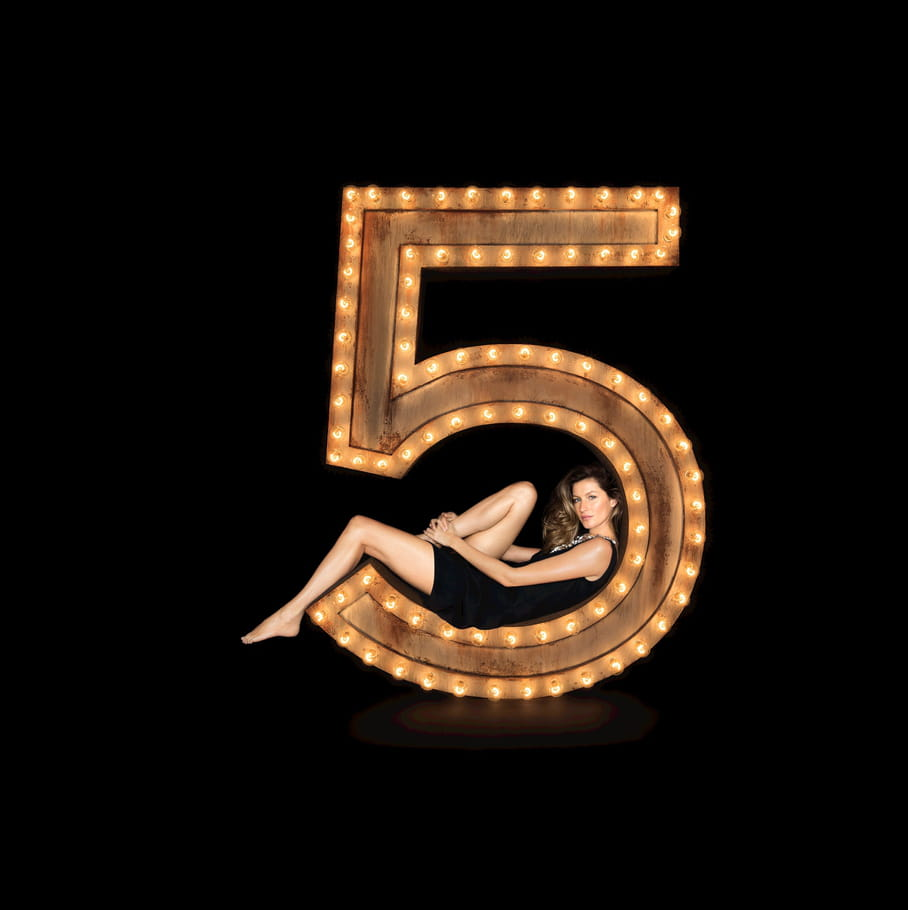 Chanel N°5 : la campagne officielle