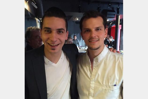 Juan Arbelaez et Ludovic Turac