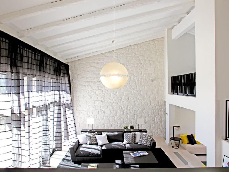 salon en mode lumi re. Black Bedroom Furniture Sets. Home Design Ideas