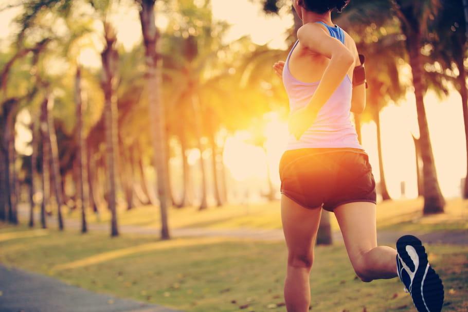 Près d'une femme sur deux harcelée en faisant son jogging