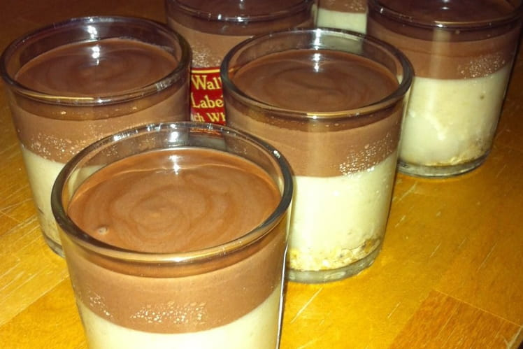 Tarte banane-chocolat revisitée