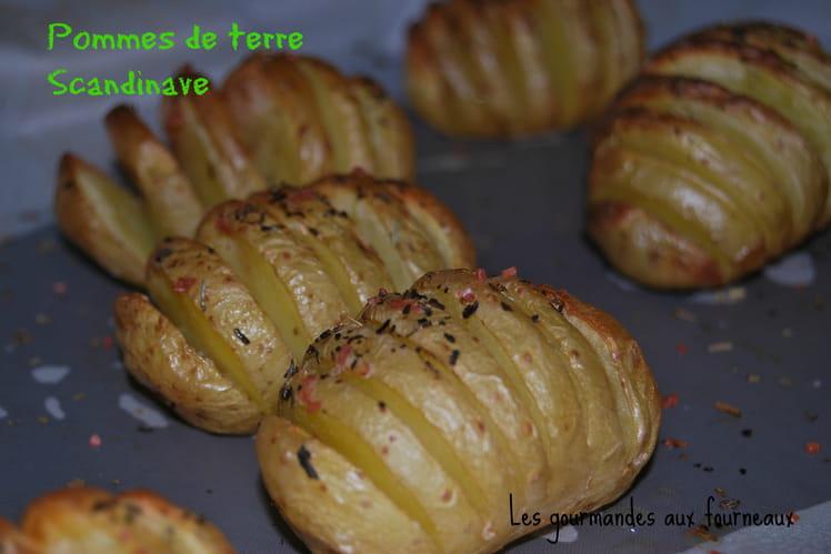 Pommes de terre scandinaves