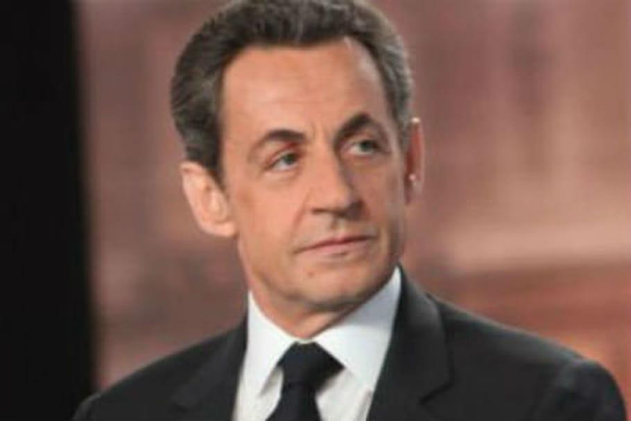 """Nicolas Sarkozy, """"la famille et les braves gens, humiliés par le mariage gay"""""""