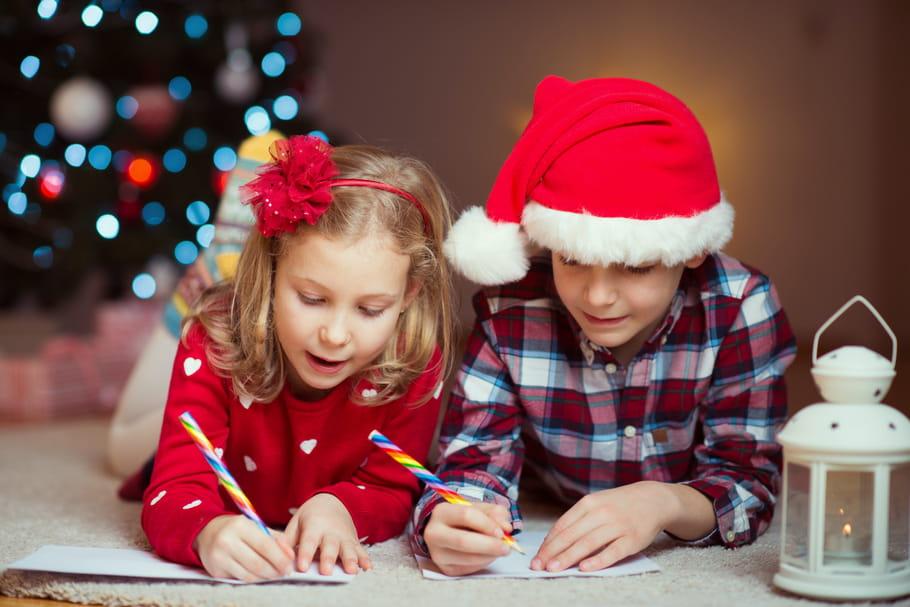 Lettres au Père Noël: les enfants réclament la fin du Covid-19
