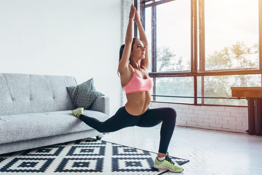 8cours en ligne pour faire du sport à la maison