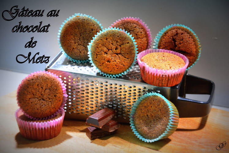 Muffins au chocolat de Metz