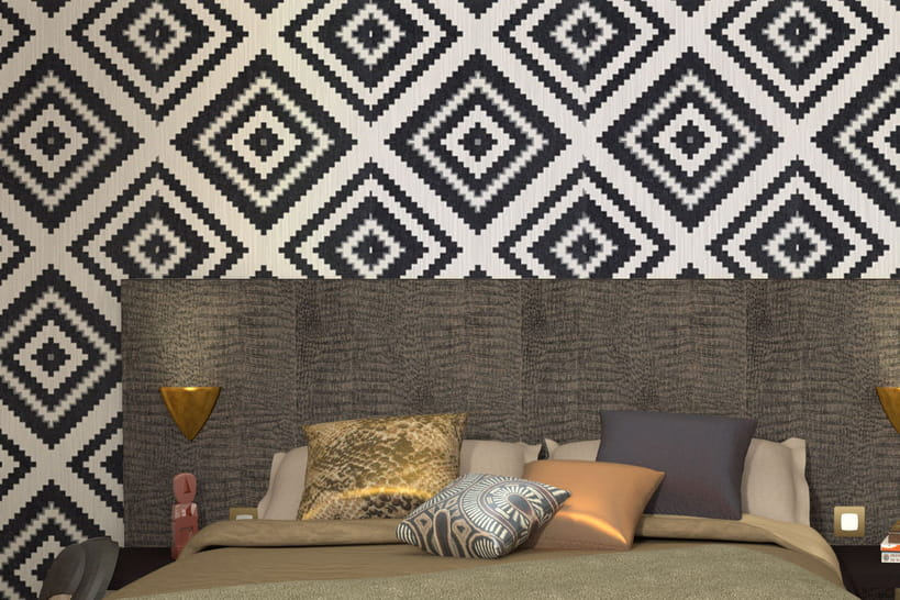 bien choisir son papier peint. Black Bedroom Furniture Sets. Home Design Ideas