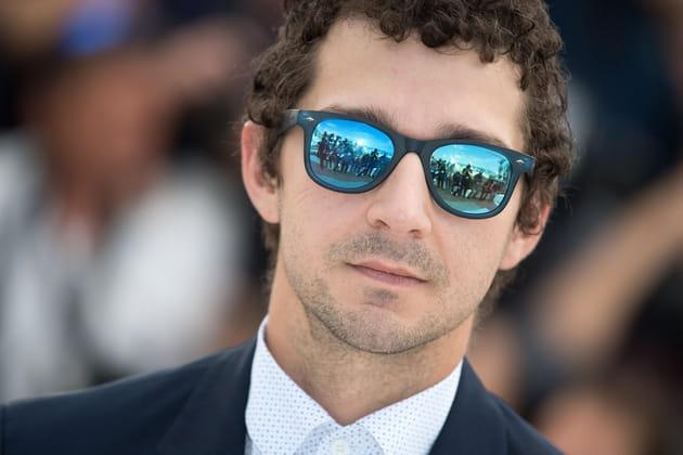 Shia Labeouf, version lunettes