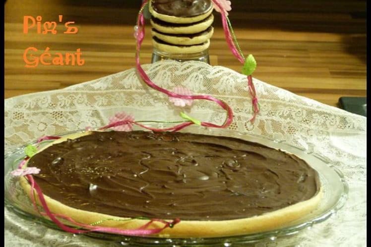 Pim's Géant ou Jaffa Cakes