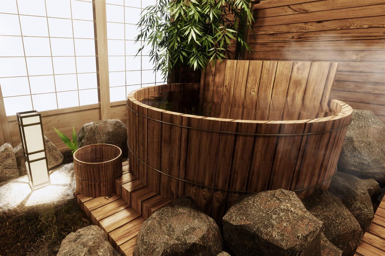 Baignoire Japonaise Et Art Du Bain Japonais Tout Savoir Avant De S Y Plonger