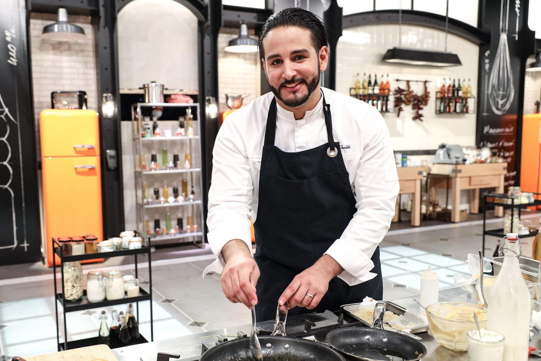 """Mohamed (Top Chef): """"Sarah est toujours là où on ne l'attend pas!"""""""