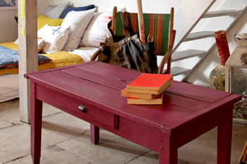 R nover et relooker un meuble en bois sans se tromper for Bureau qui ferme