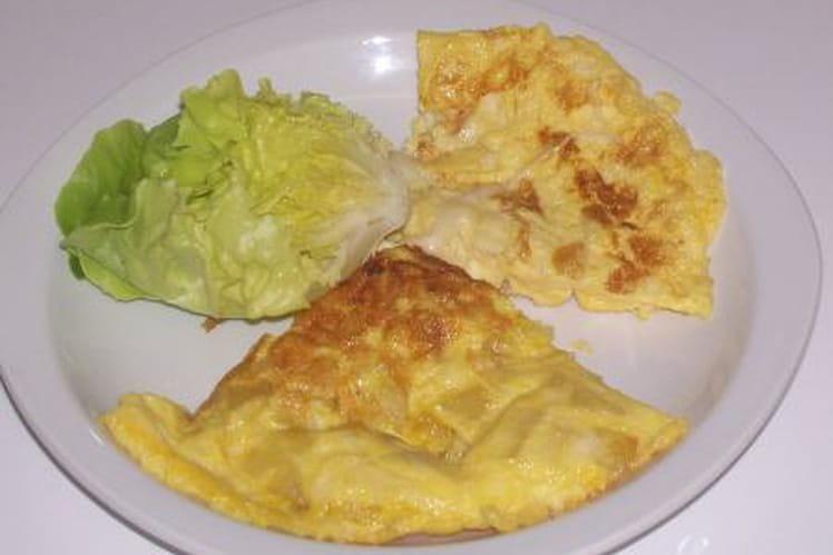 Omelettes en duo
