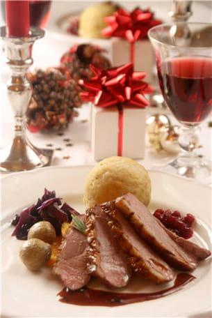 un reste de viande en sauce ? de foie gras ?