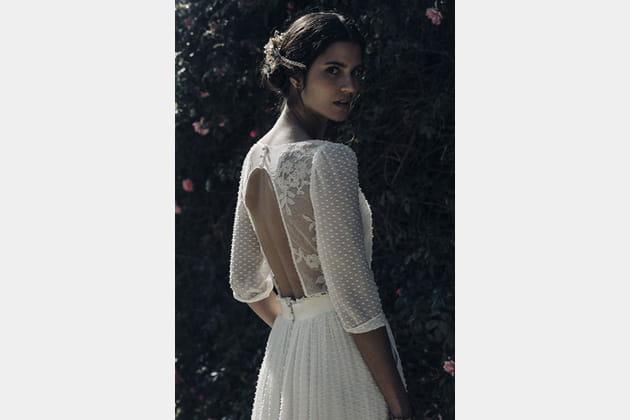 Robe de mariée Baudelaire, Laure de Sagazan