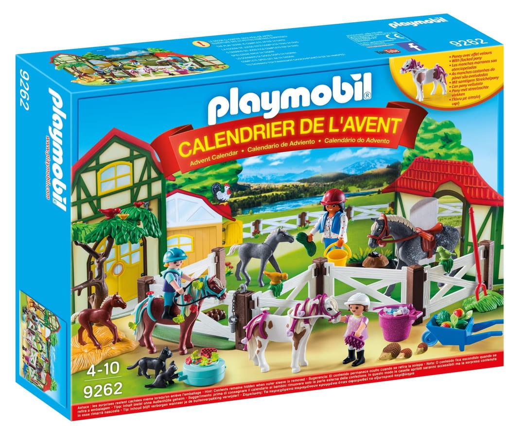 un calendrier de l 39 avent en jouets pour les enfants. Black Bedroom Furniture Sets. Home Design Ideas