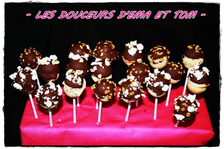Cake pops cookies