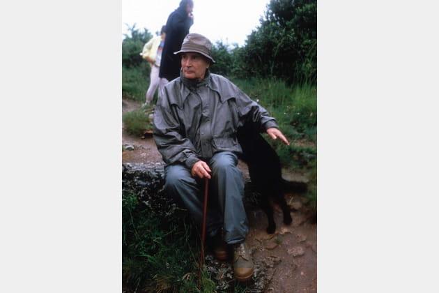 Juin 1987, à Solutré